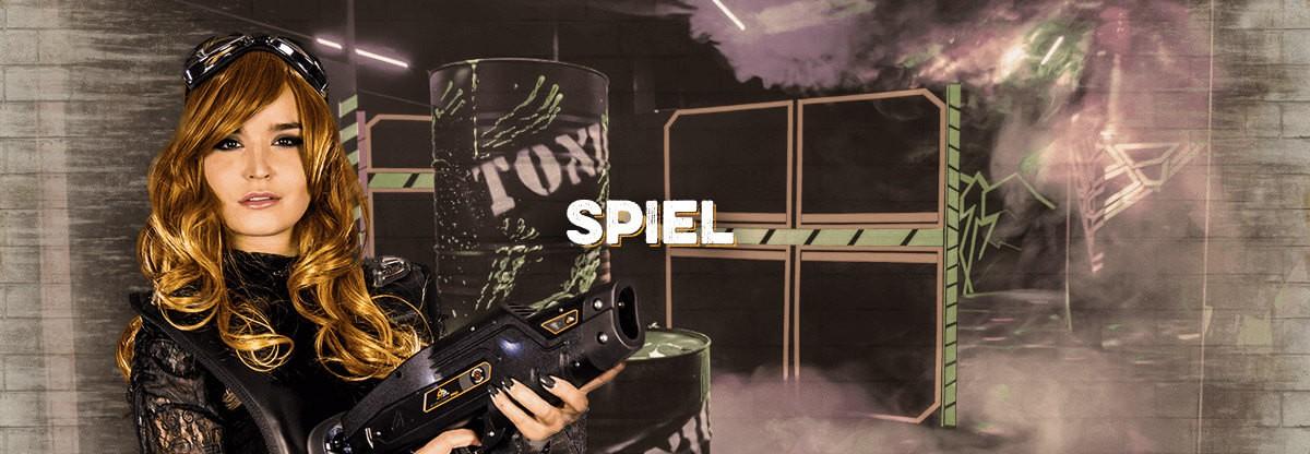 Laser Tag Funsport - Shockers Lasertag München